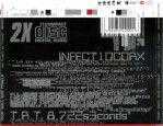 Limited edition double CD back cover