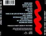 CD tray - back