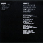 CD inlay - page 1