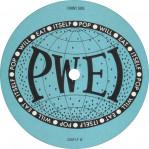 LP A-side label