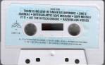 Cassette - B side