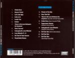 2011 CD - tray back