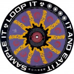 1991 LP picture disc B-side