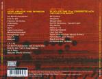 2013 CD back cover