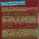 2013 CD inlay page 1