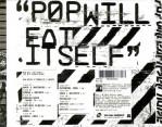 US CD back cover