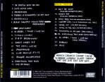 2011 CD back cover