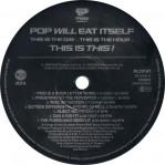 LP A-side label (gatefold version)