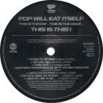 LP B-side label (gatefold version)