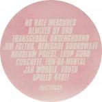 CD case label