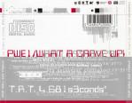 German CD back cover