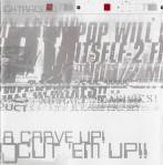 German CD inlay front panel 2