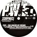LP C-side label